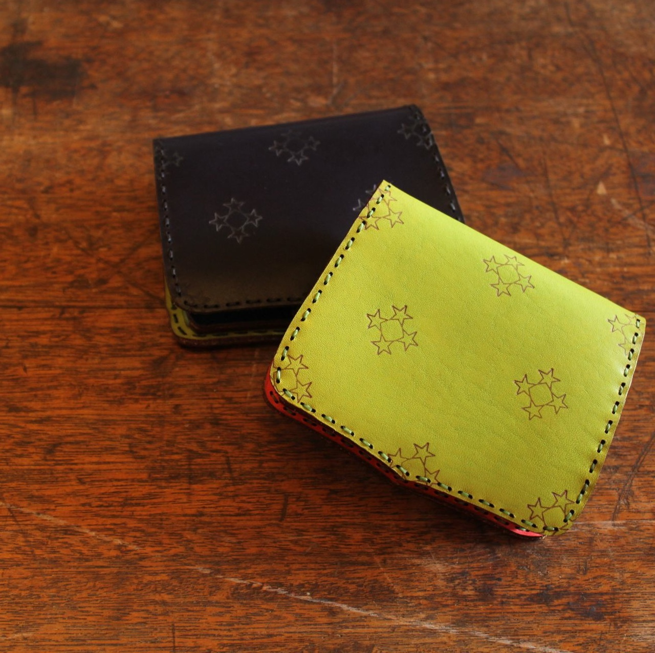 Short Wallet SCUTUM / ojaga design [オジャガデザイン]_c0222907_14294361.jpg
