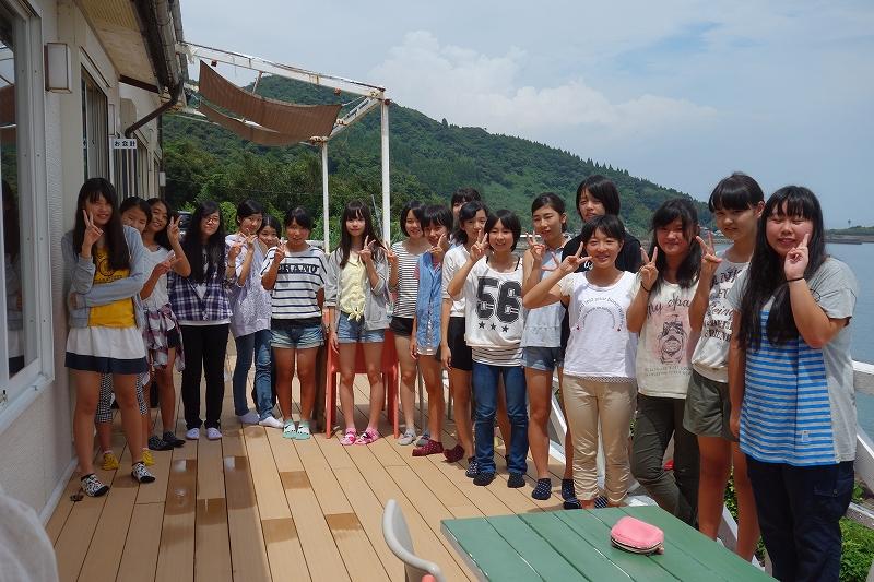 2014年宮崎夏合宿の写真-日南海岸編-_d0116009_1145892.jpg