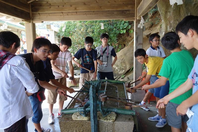 2014年宮崎夏合宿の写真-日南海岸編-_d0116009_1183245.jpg