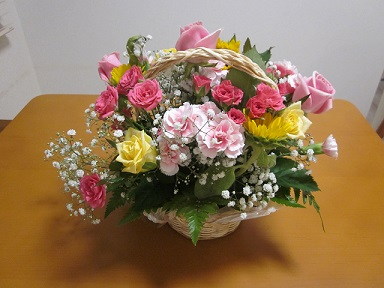 お花を頂きました!(中平)_f0354314_14503478.jpg