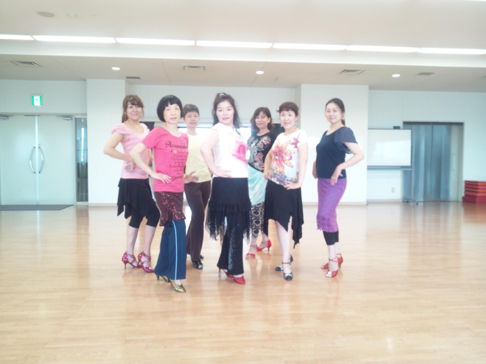 講座紹介2014夏 カリビアンダンス!!_c0201916_233621100.jpg