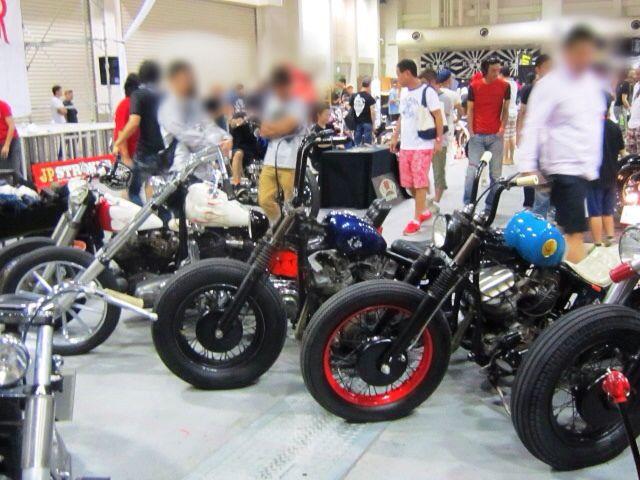 「 RIDERS & MOTORCYCLE 」_c0078333_2121015.jpg