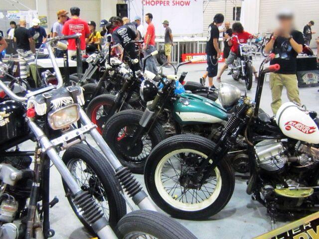 「 RIDERS & MOTORCYCLE 」_c0078333_2121170.jpg