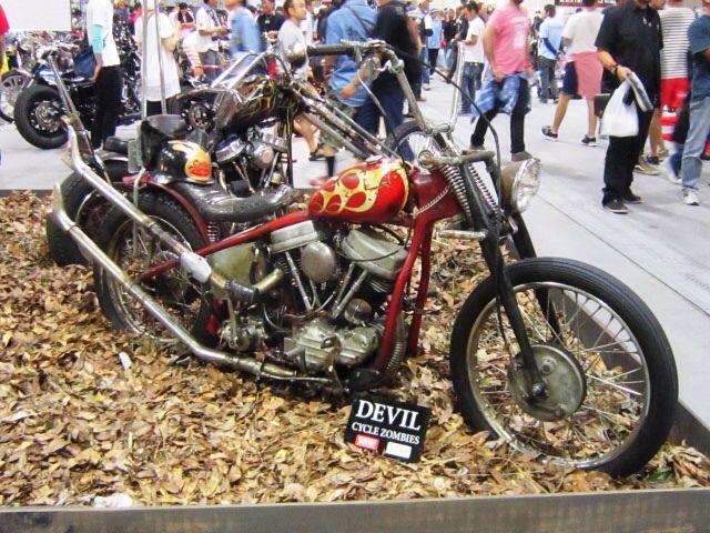 「 RIDERS & MOTORCYCLE 」_c0078333_2121543.jpg