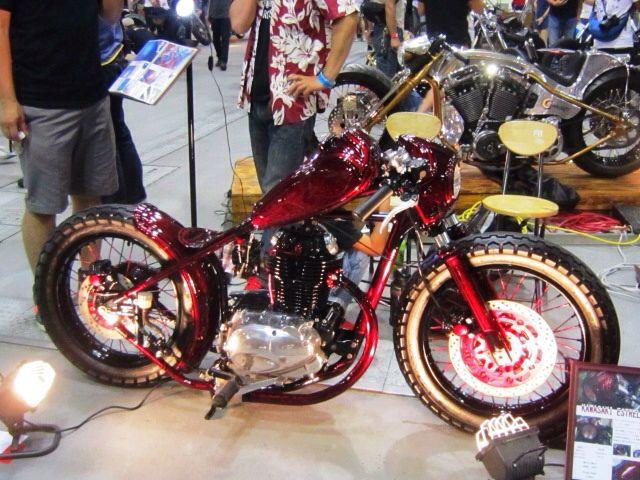「 RIDERS & MOTORCYCLE 」_c0078333_2122289.jpg