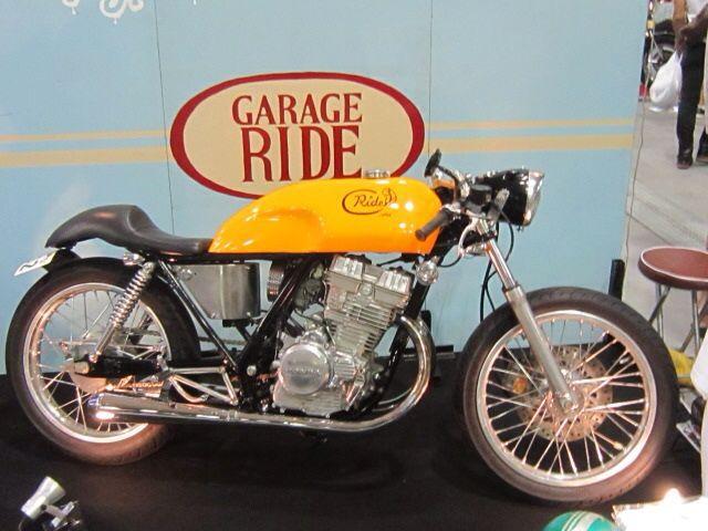 「 RIDERS & MOTORCYCLE 」_c0078333_2123023.jpg