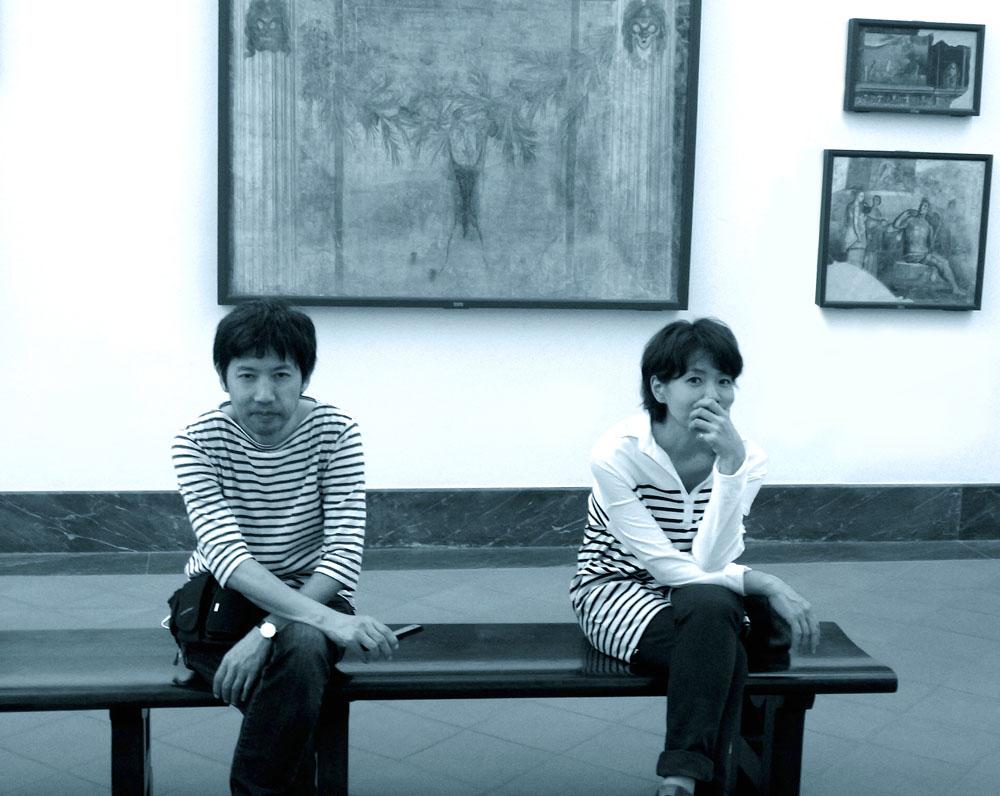 ヤマザキマリ+とり・みき 魅惑のトーク&LIVEナイト! 「今夜はブワァーッといってみよう!」_a0087957_22341541.jpg