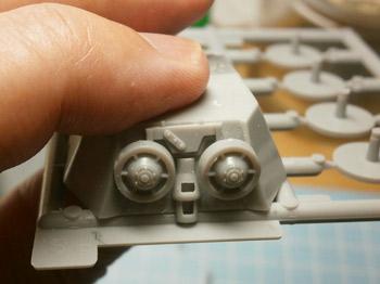 メカトロウィーゴ用走行ユニット「アメイズランナー」の作り方 その1_d0030958_4555785.jpg