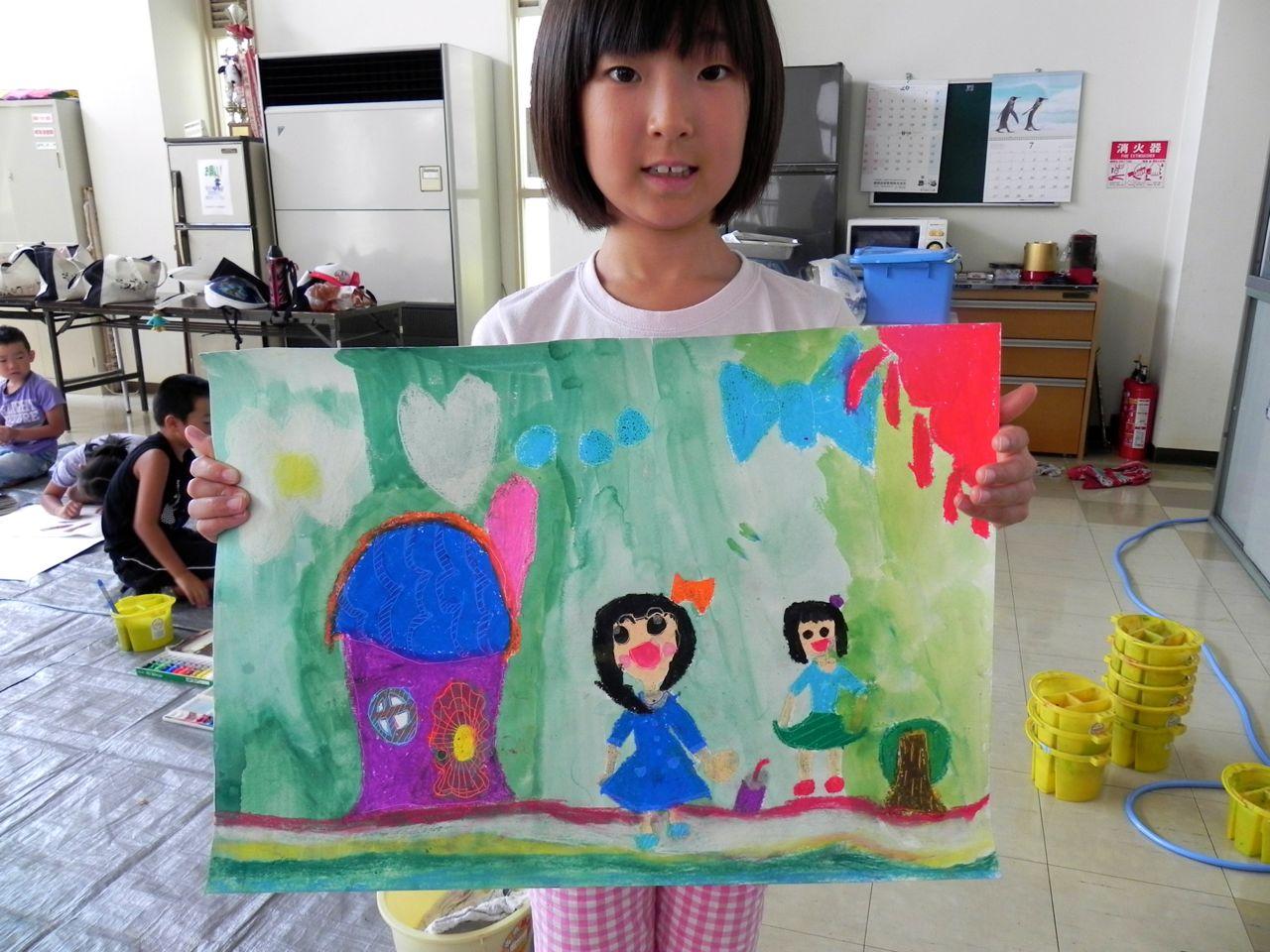 夏休みのお絵描き2014_d0076558_11510491.jpg