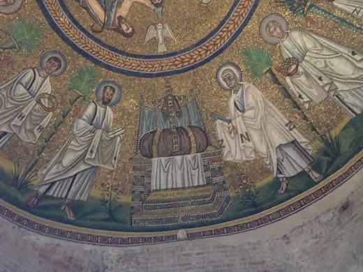 ラヴェンナ3:異端派の洗礼堂_a0136671_9373261.jpg
