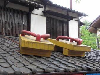 深大寺の参道で。_c0223192_1855599.jpg