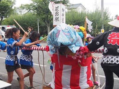 荻曽根祭り。_a0045293_1042185.jpg