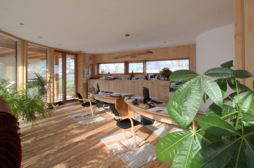 14ボルツァーノFB研修:木ねじCLTの家 5_e0054299_11264490.jpg