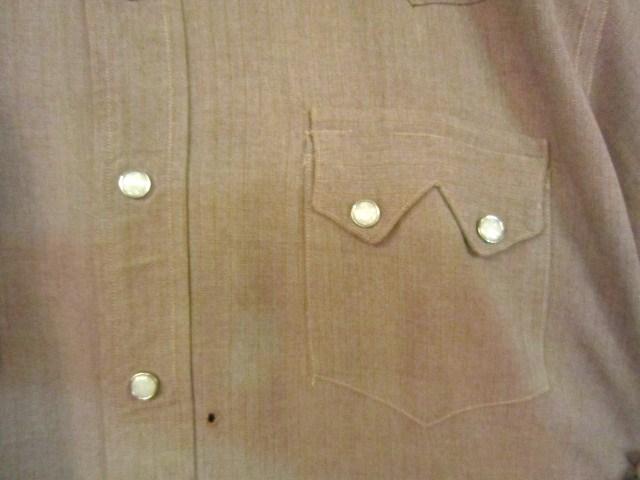 リーバイス ショートホーンタグのレーヨンギャバシャツ_a0182112_15484243.jpg