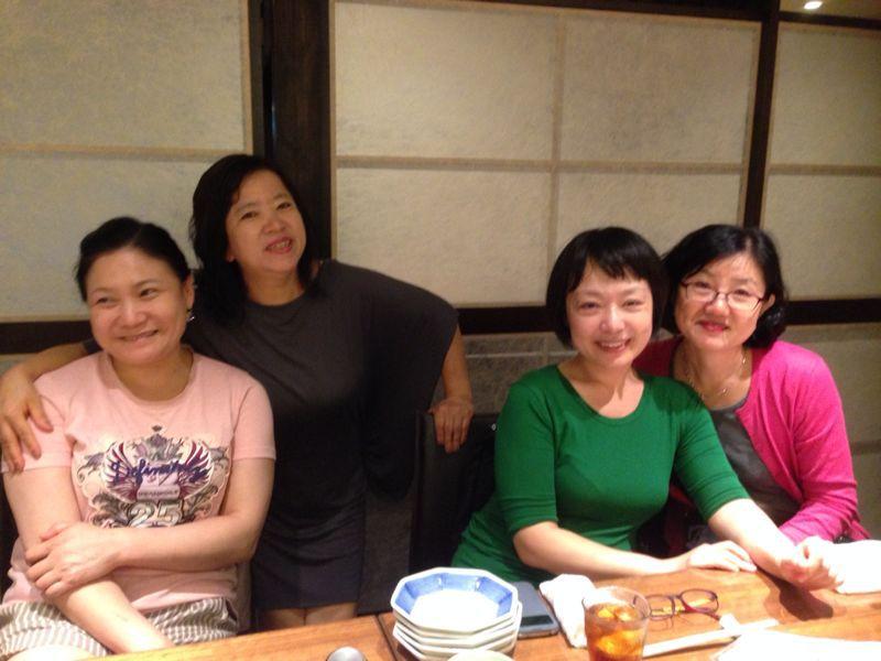 韓国からのゲスト。_c0175022_2241673.jpg