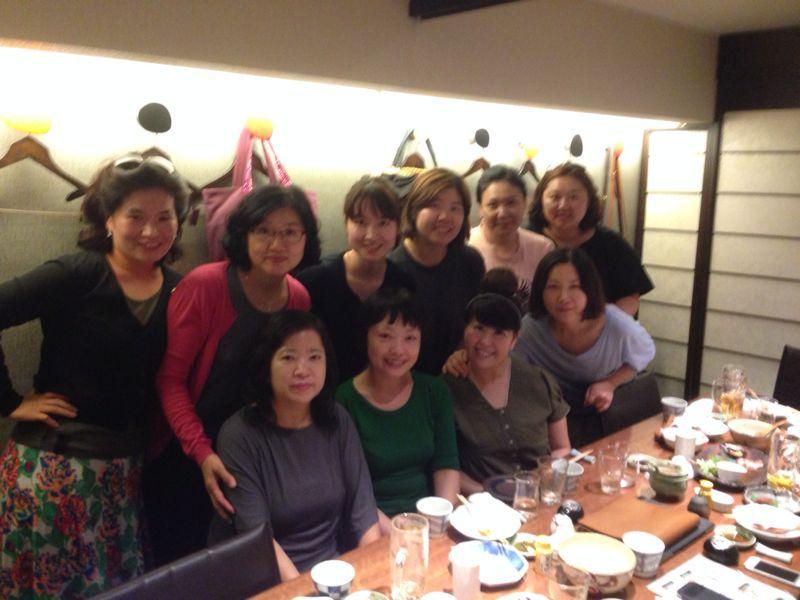 韓国からのゲスト。_c0175022_2241920.jpg