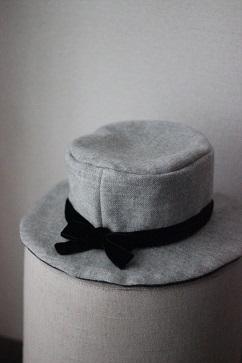 冬の帽子・・・♪_f0168730_14145022.jpg