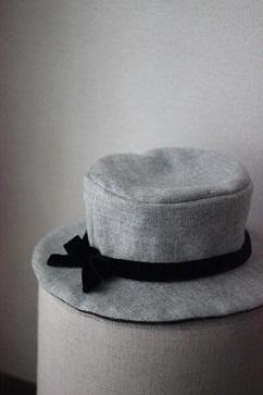冬の帽子・・・♪_f0168730_14145914.jpg