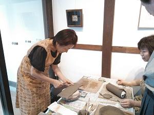 第27回むくのき倶楽部陶芸教室_f0233340_14371590.jpg