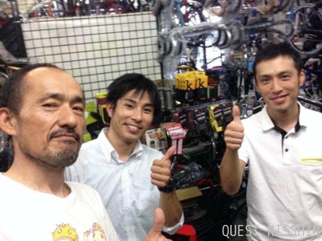 2014.08.27「MAVICさん、ご来店」_c0197974_1142624.jpg