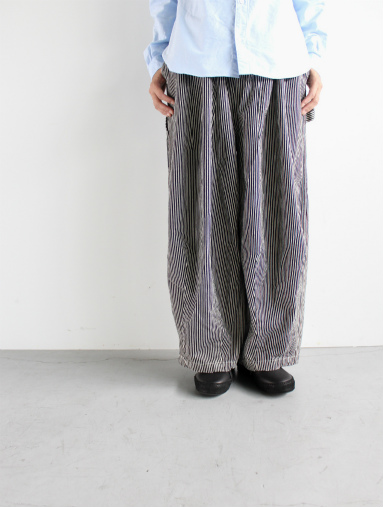 NEEDLES  H.D. Pant / Painter - Hickory (LADIES ONLY)_b0139281_16495415.jpg