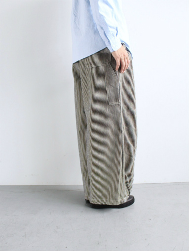 NEEDLES  H.D. Pant / Painter - Hickory (LADIES ONLY)_b0139281_16523333.jpg