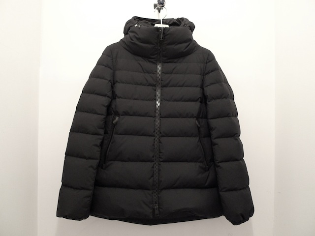 HERNO LAMINAR GORE WINDSTOPPER DOWN JACKETBLACK:SORRY,SOLD OUT!_f0111683_16481894.jpg