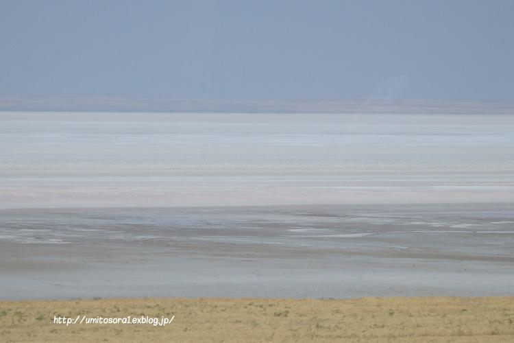 白い湖 @トルコ_b0324291_20404921.jpg