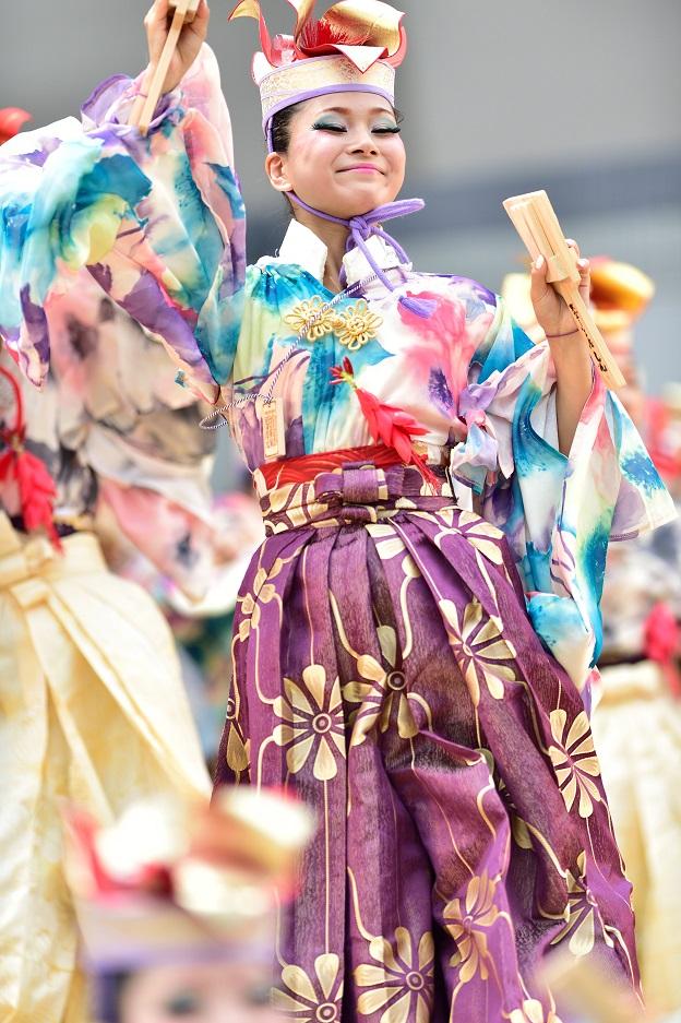 原宿表参道元気祭 スーパーよさこい2014「しん」_f0184198_182347.jpg