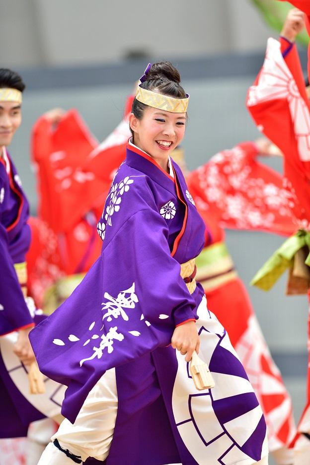 原宿表参道元気祭 スーパーよさこい2014「舞華」_f0184198_1828141.jpg