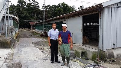 養豚業は苦労多し!6次産業化~ソーセージ製作!_d0050503_7491232.jpg