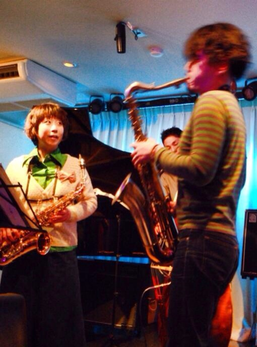 Jazzlive comin 本日金曜日はセッション!_b0115606_12104779.jpg