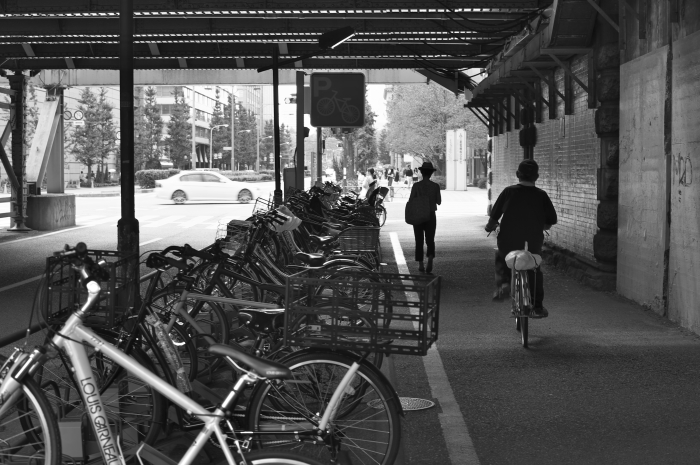 Bicycle  ・・・ガード下・・・_f0333031_09022932.jpg