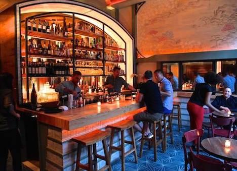 ウィリアムズバーグにオサレ居酒屋登場。じつはアメリカ人の考えるizakayaの定義は××だった!_c0050387_15492372.jpg