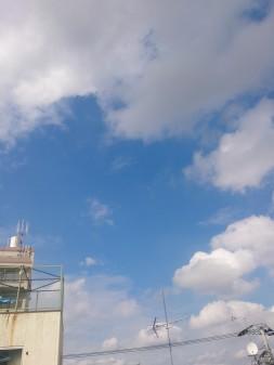 板橋区の常盤台で屋根工事_c0223192_20494338.jpg