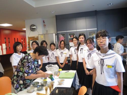 「お茶・踊りの会」開催させて頂きました_a0158095_1432610.jpg