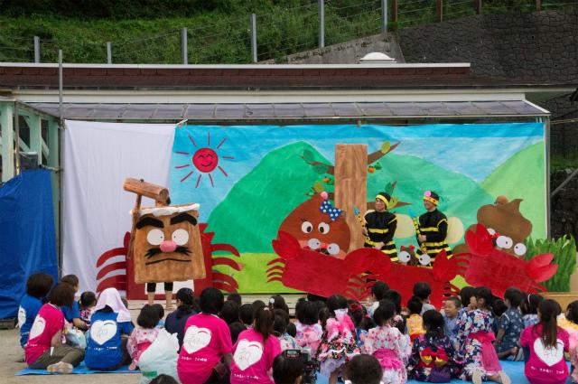 加子母保育園の夏祭りを開催しました。_f0073301_14391963.jpg