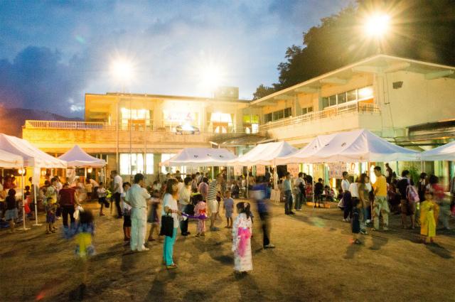 加子母保育園の夏祭りを開催しました。_f0073301_14392730.jpg