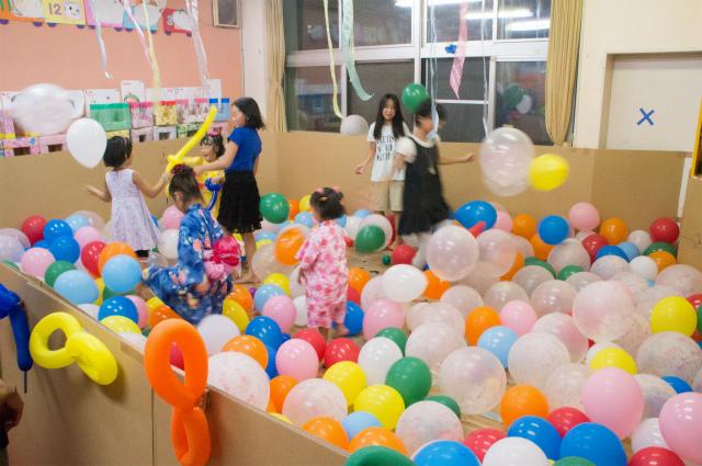 加子母保育園の夏祭りを開催しました。_f0073301_14402272.jpg