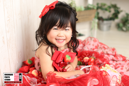 りのちゃん☆ドレス_b0203705_16192434.jpg