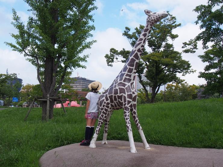 コレット井筒屋のあとで勝山公園へ行って良かった!_f0249710_00052418.jpg