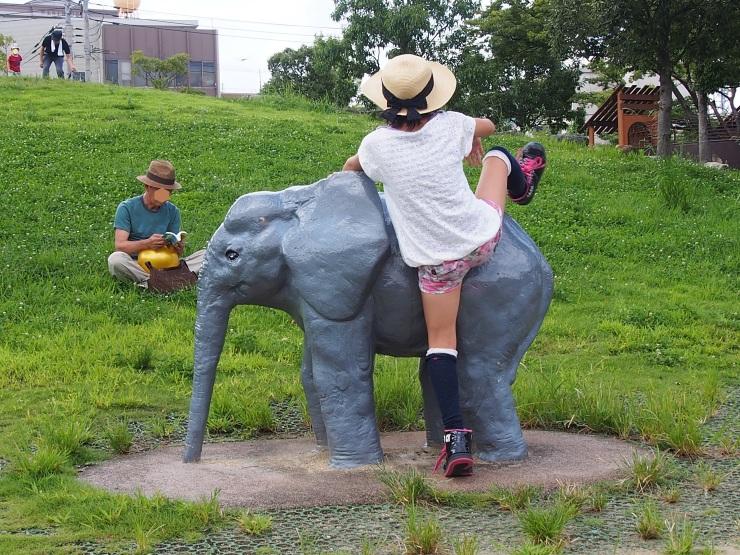 コレット井筒屋のあとで勝山公園へ行って良かった!_f0249710_00085760.jpg