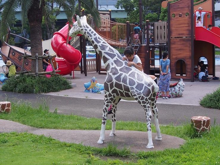 コレット井筒屋のあとで勝山公園へ行って良かった!_f0249710_00250028.jpg