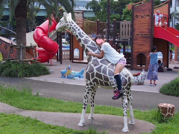 コレット井筒屋のあとで勝山公園へ行って良かった!_f0249710_00283537.jpg
