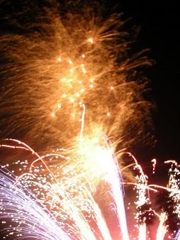 ベイサイドプレイス博多『盆踊り大会&花火ファンタジア』に行ってきました_e0149436_21574075.jpg