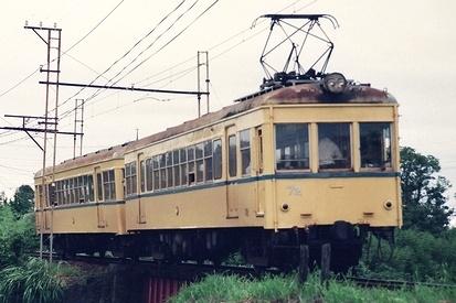一畑電気鉄道 デハ72_e0030537_2343016.jpg