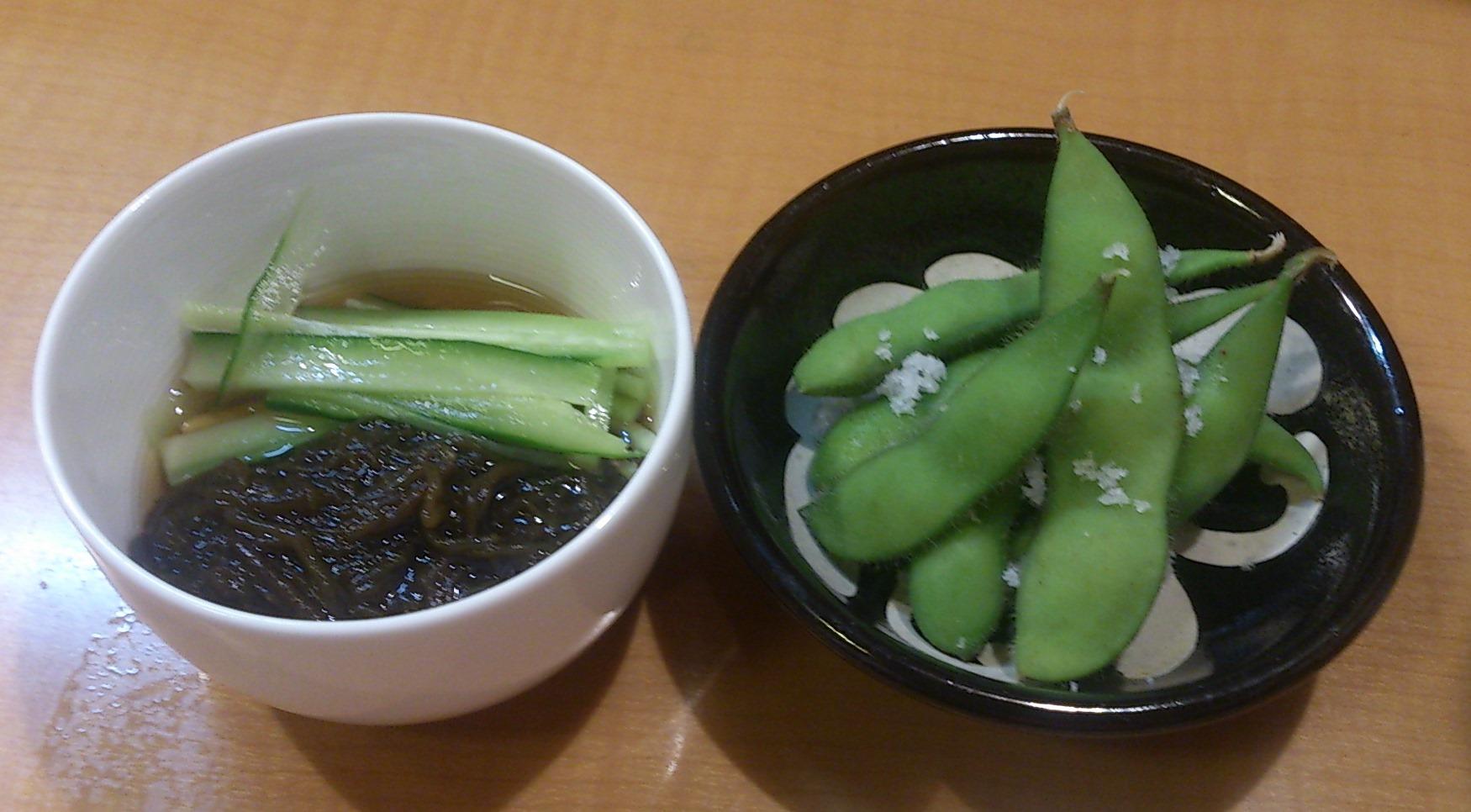 琉球小料理 つぼや @新橋_c0100865_10064567.jpg