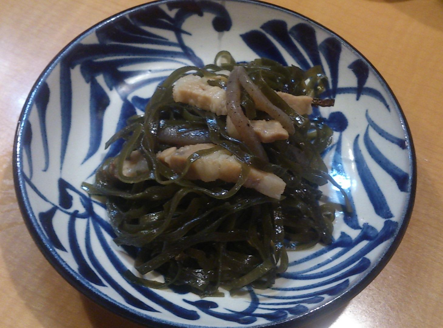 琉球小料理 つぼや @新橋_c0100865_10183768.jpg