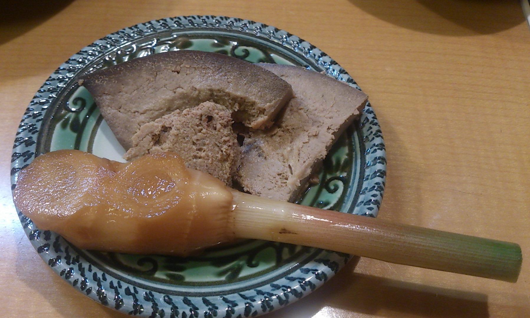 琉球小料理 つぼや @新橋_c0100865_10190326.jpg