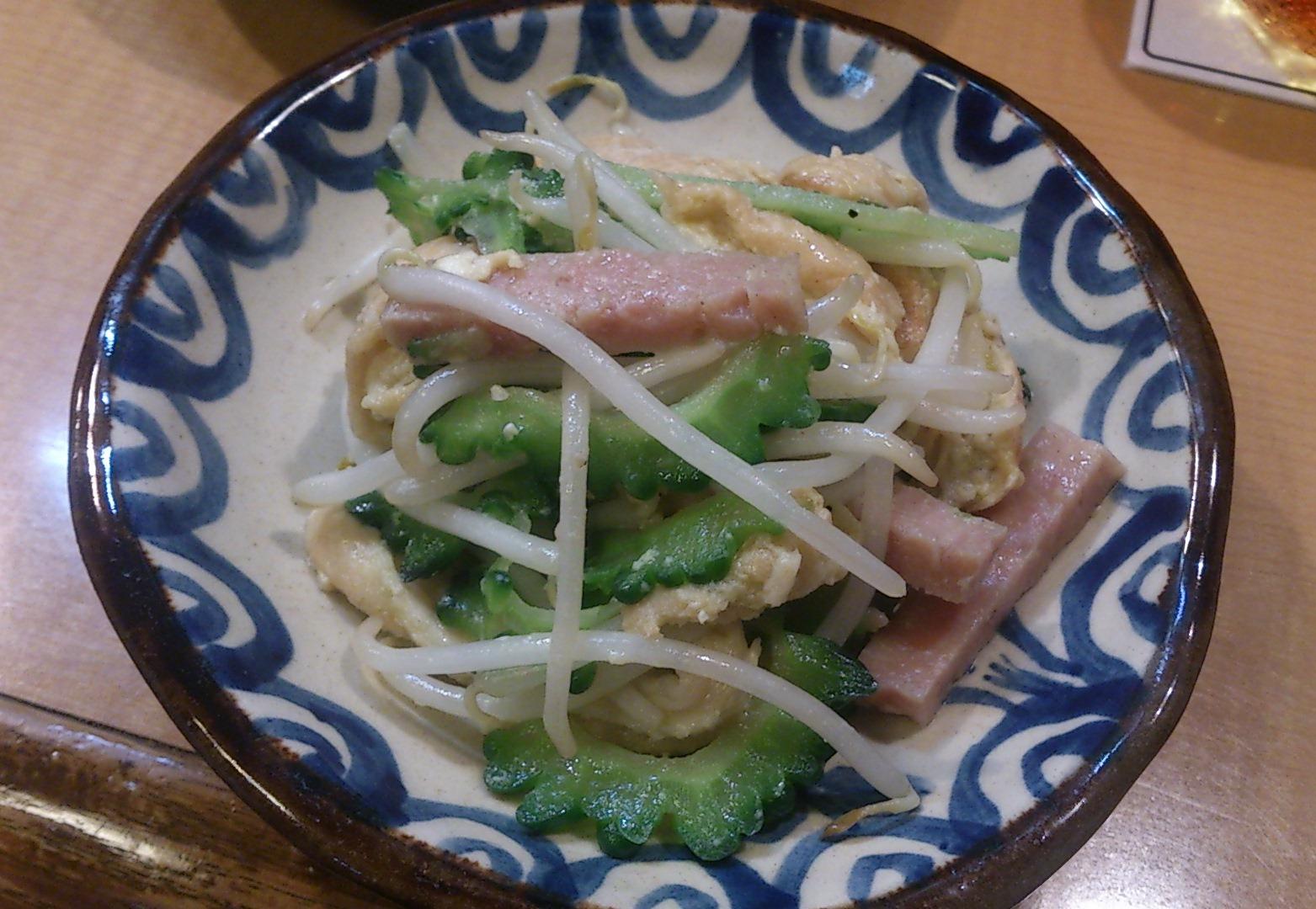 琉球小料理 つぼや @新橋_c0100865_10310623.jpg